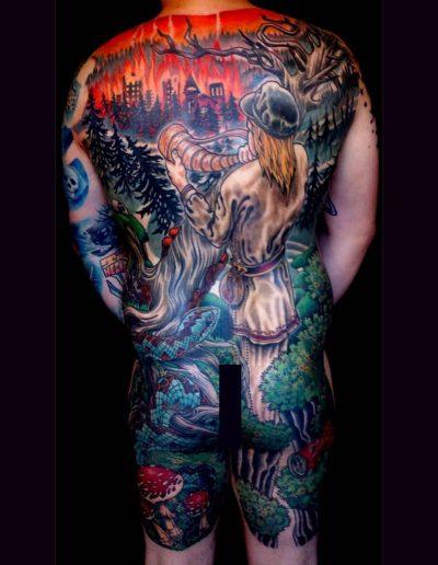 by Mika Ilmaniemi Tattoomika